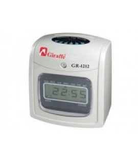 Electronic Time Recorder Giraffe GR-1212