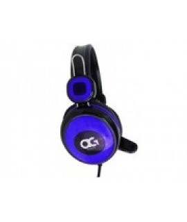 Anitech (GH200-BL) Stereo headphone Double jack 3.5mm jack Driver unit 50mn, max input 6